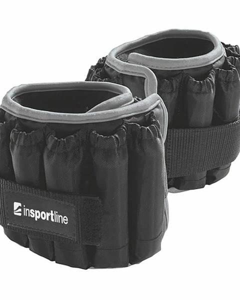 Insportline inSPORTline Ankler X Nastaviteľné členkové závažia 2 x 2,25 kg