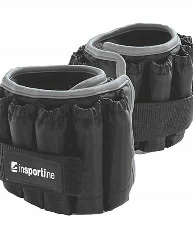 inSPORTline Ankler X Nastaviteľné členkové závažia 2 x 2,25 kg