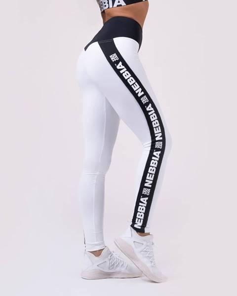Nebbia NEBBIA Fitness legíny Power Your Hero 531 white  M