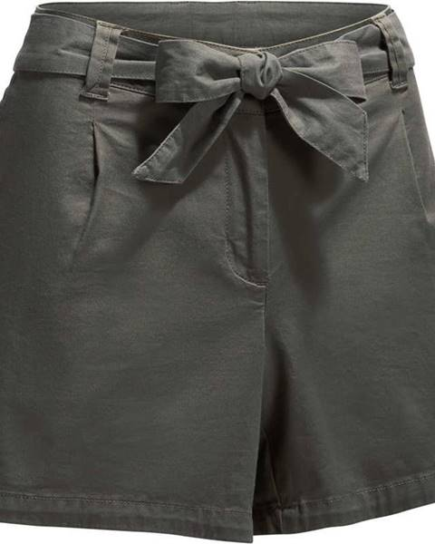 QUECHUA QUECHUA Dámske šortky Nh500 Sivé