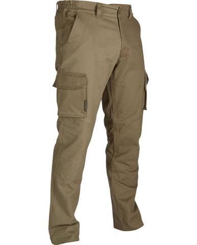 SOLOGNAC Poľovnícke Nohavice 520 Zelené