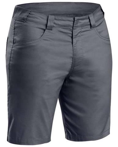 QUECHUA šortky Nh100 Fresh čierne