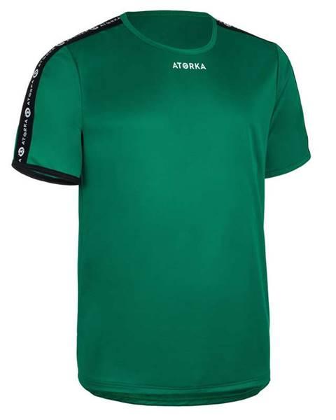 ATORKA ATORKA Pánske Tričko H100c Zelené