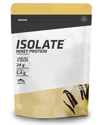 DOMYOS Izolátový Proteín Vanila 2,2kg