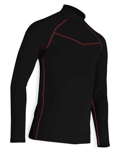 INESIS Spodné Tričko čierne