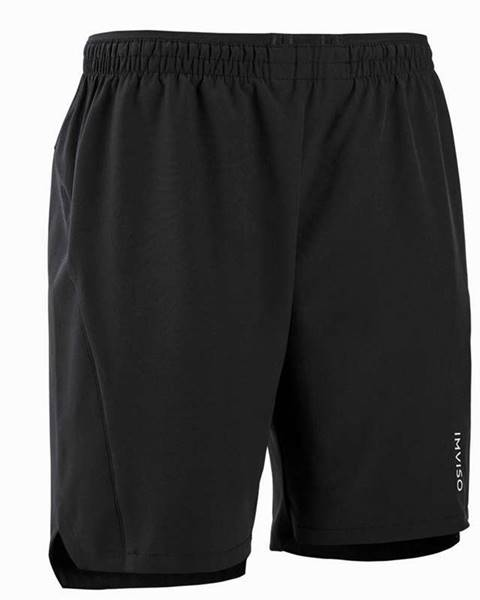 IMVISO IMVISO Futsalové šortky čierne
