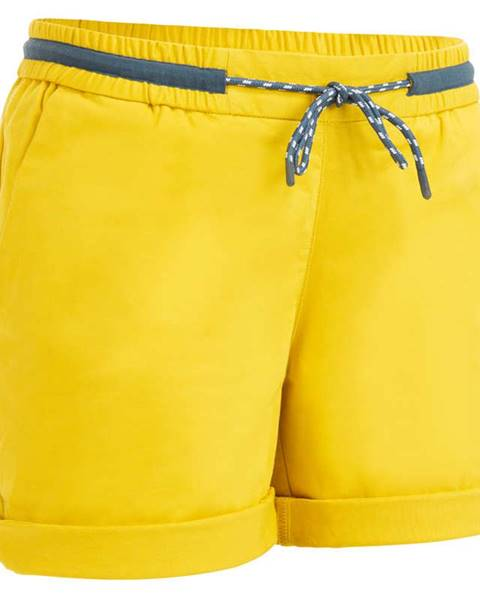 TRIBORD TRIBORD Dámske šortky Sailing 100 žlté