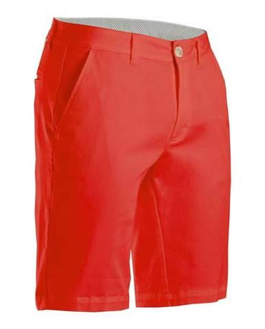 INESIS Pánske Golfové šortky červené