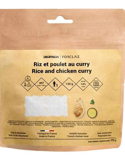 FORCLAZ FORCLAZ Dehydratovaný Pokrm Ryža Kura