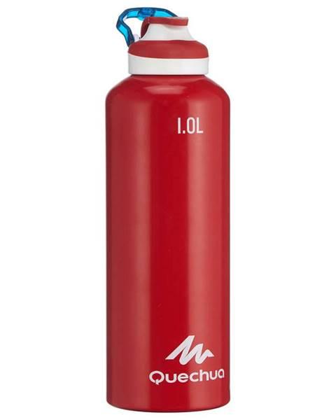 QUECHUA QUECHUA Hliníková Fľaša 500 1l červená