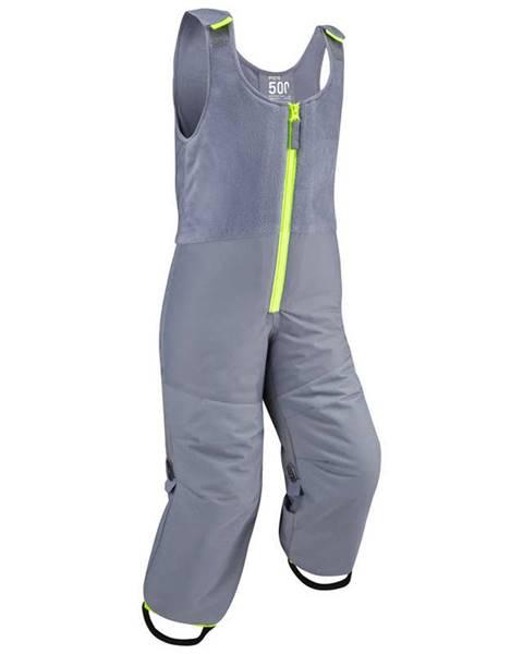WEDZE WEDZE Lyžiarske Nohavice 500 Pnf