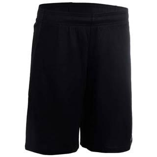 TARMAK Dámske šortky Sh100 čierne