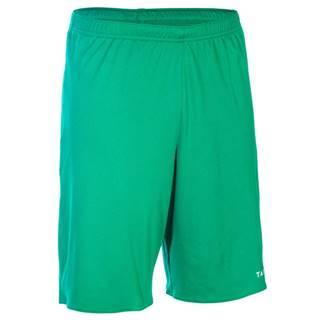 TARMAK Pánske šortky Sh100 Zelené