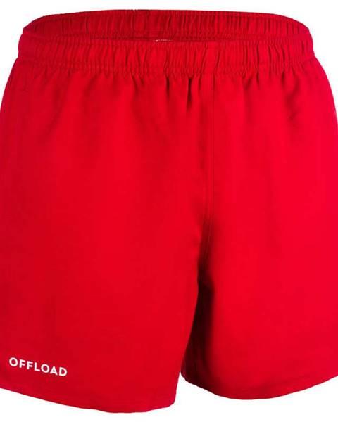 OFFLOAD OFFšortky Club R100 červené