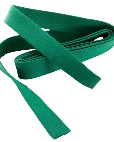 OUTSHOCK OUTSHOCK Prešívaný Opasok 3,1 M Zelený