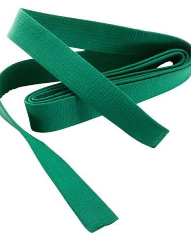 OUTSHOCK Prešívaný Opasok 3,1 M Zelený