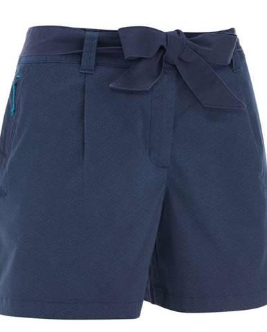 QUECHUA šortky Nh500 Tmavomodré