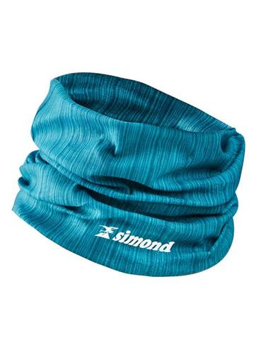 SIMOND šatka Na Lezenie Modro-sivá
