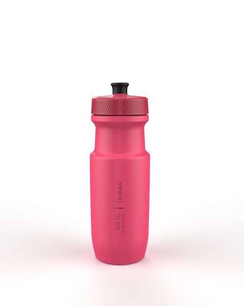 TRIBAN TRIBAN Fľaša Softflow 650 ml Ružová