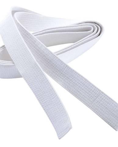 OUTSHOCK Prešívaný Opasok 3,1 M Biely