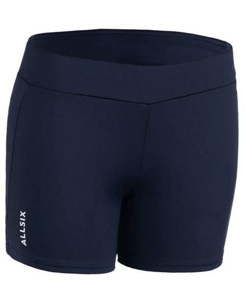 ALLSIX ALLSIX Dámske šortky Vsh500 Modré