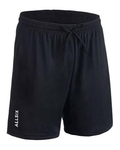 ALLSIX Pánske šortky Vsh500 čierne