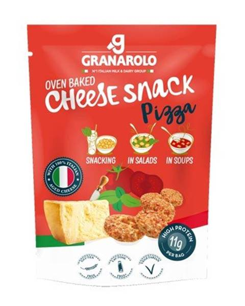 Groksi! Groksi! Novelo Snack 24 g classico