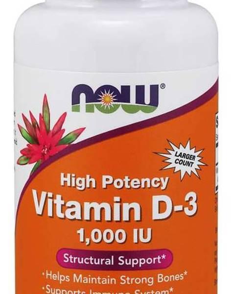 NOW Foods Now Foods Vitamín D3 1000 IU 360 kapsúl
