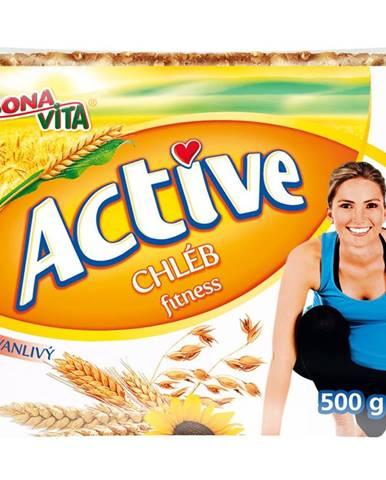 Bona Vita Trvanlivy chlieb Active fitness 500 g