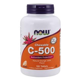 now foods vitamin c 500 mg 100 tab. pomaranč