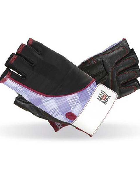 Mad Max Fitness rukavice Mad Max Nine-Eleven pepito - L