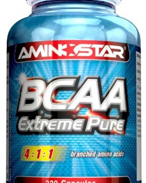 Aminostar Aminostar BCAA Extreme Pure 220 kapsúl