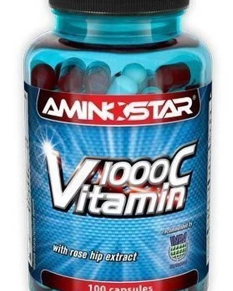 Aminostar Aminostar Vitamín C 1000 100 kapsúl