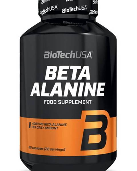 Biotech USA Biotech Beta Alanine 90 kapsúl