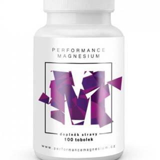 Brainmax Performance Magnesium 1000 mg (Horčík + Vitamín B6) 100 tabliet