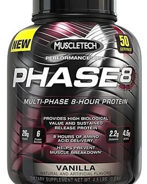 MuscleTech MuscleTech Phase 8 2090 g variant: čokoláda