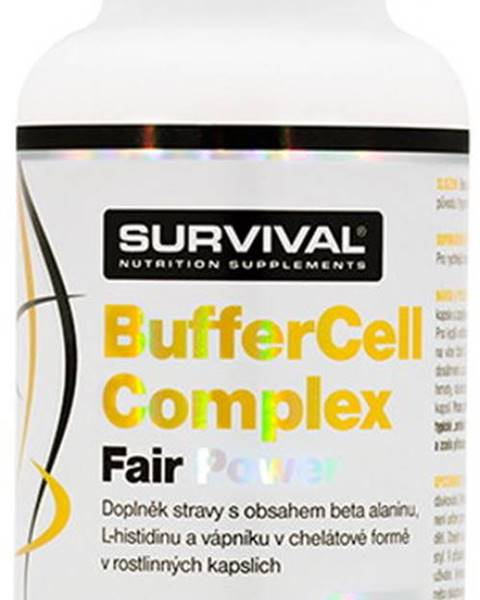 Survival Survival BufferCell Complex 160 kapsúl