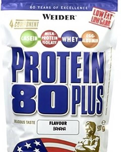 Weider Weider Protein 80 Plus 500 g variant: banán