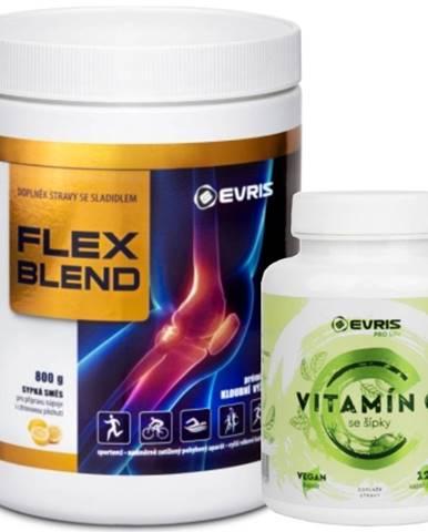 Evris Flex Blend 800 g variant: citrón