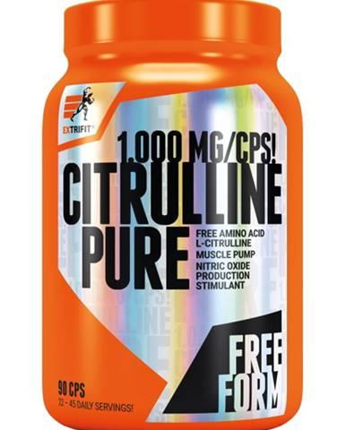 Extrifit Citrulline Pure 1000 mg 90 kapsúl