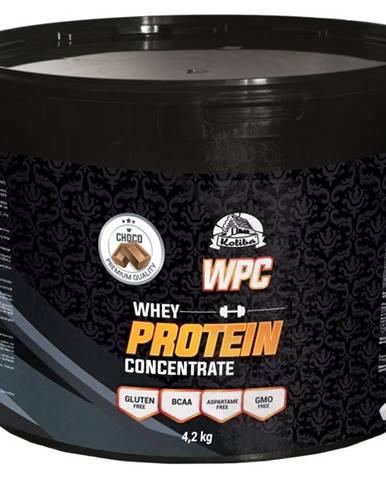 Koliba WPC 80 4200 g variant: čokoláda