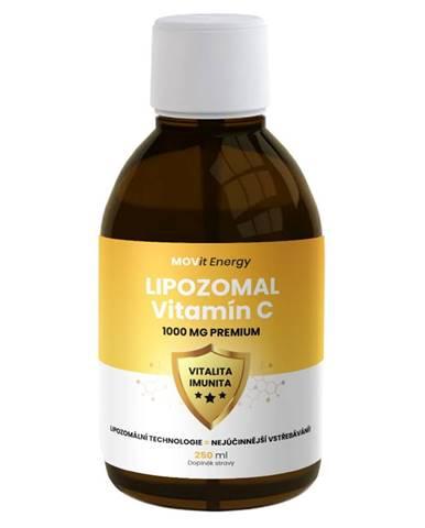 MOVit Energy Lipozomálny vitamín C Premium 1000 mg 250 ml