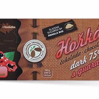 Guaranaplus Čokoláda s Guaranou 45 g variant: biela čokoláda