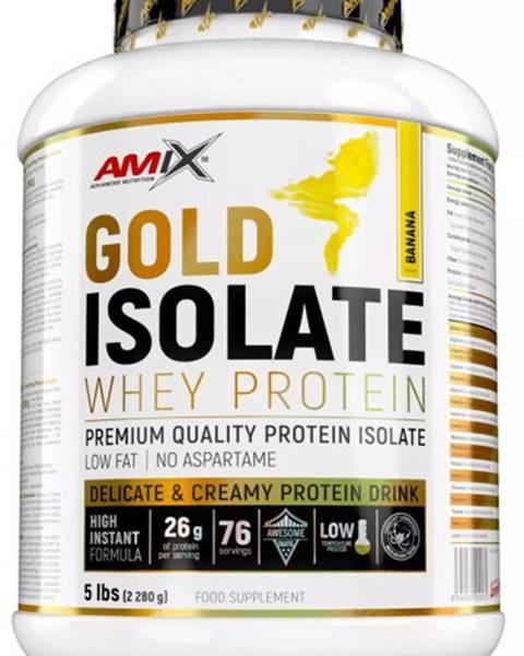 Amix Nutrition Amix Nutrition Amix Gold Whey Protein Isolate 2280 g variant: ananás - kokos
