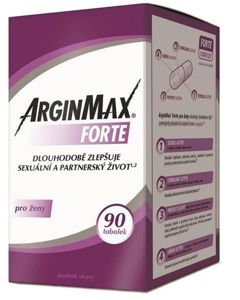 ArginMax ArginMax Forte pre ženy 90 kapsúl