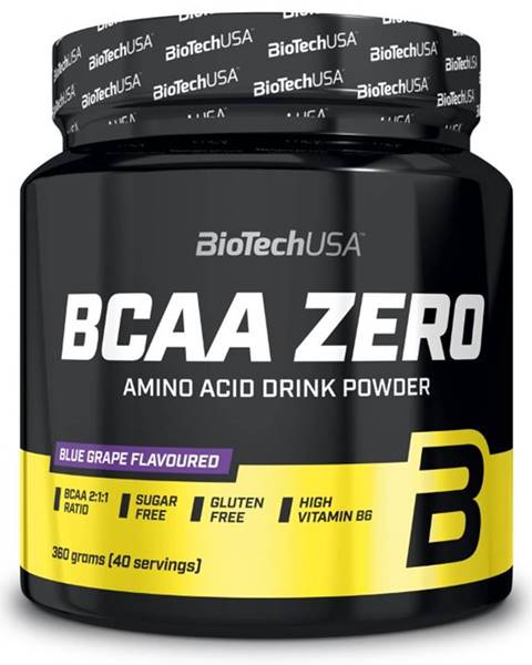 Biotech USA BioTech USA BioTech BCAA Zero 360 g variant: ananás - mango