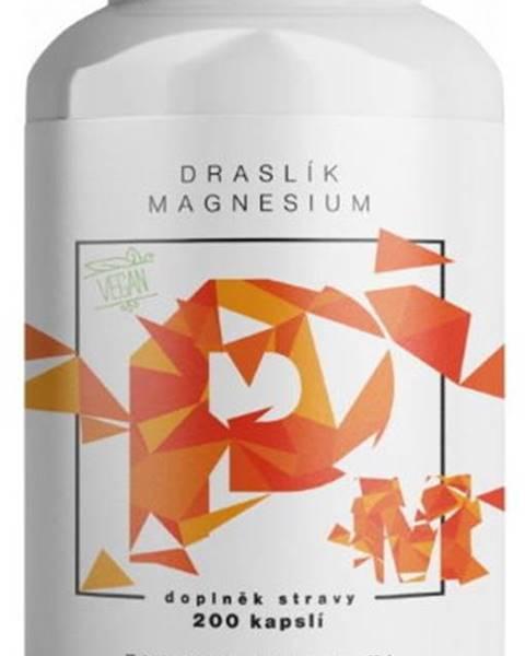 BrainMax BrainMax Draslík Magnesium , Draslík citrát + Horčík malát 200 kapsúl