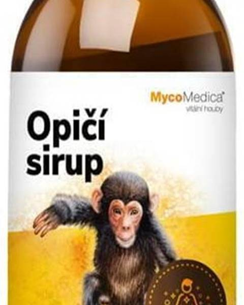 MycoMedica MycoMedica MycoBaby opičie sirup 200 ml