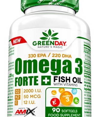 Amix Nutrition Amix Omega 3 Forte + 90 kapsúl