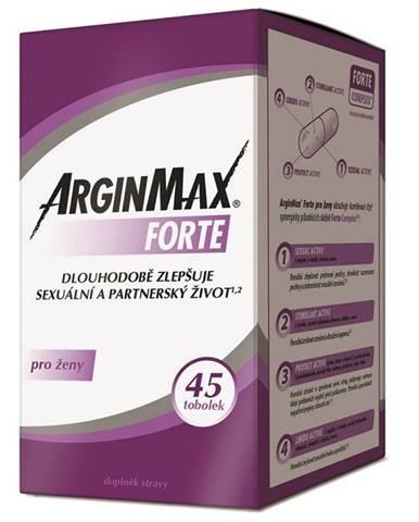 ArginMax Forte pre ženy 45 kapsúl